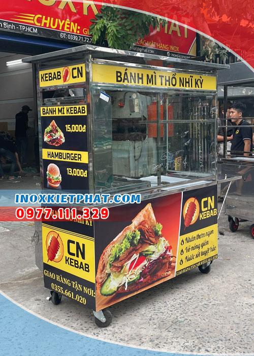 Nguồn vốn khi kinh doanh bánh mì Thổ Nhĩ Kỳ