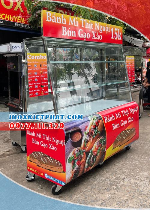 xe bánh mì que chất lượng tại Kiệt Phát